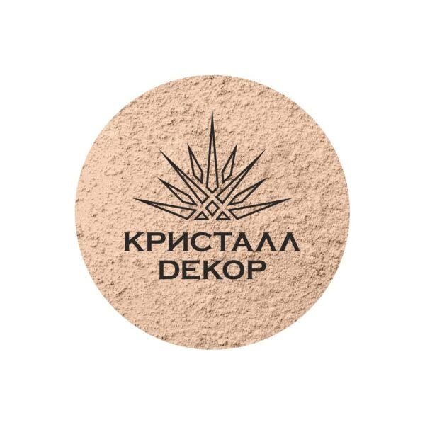 Тональная пудра Крем-карамель КРИСТАЛЛ ДЕКОР, 10г
