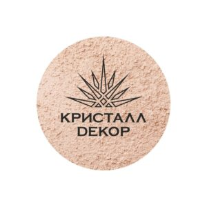 Тональная пудра Нежная ваниль КРИСТАЛЛ ДЕКОР, 10г