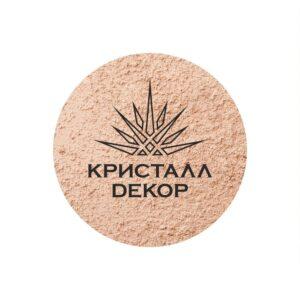 Тональная пудра Персиковое дерево КРИСТАЛЛ ДЕКОР, 10г