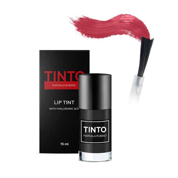 Тинт для губ Marsala rubino TINTO