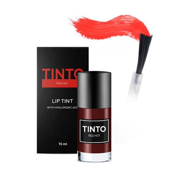 Тинт для губ Red hot TINTO