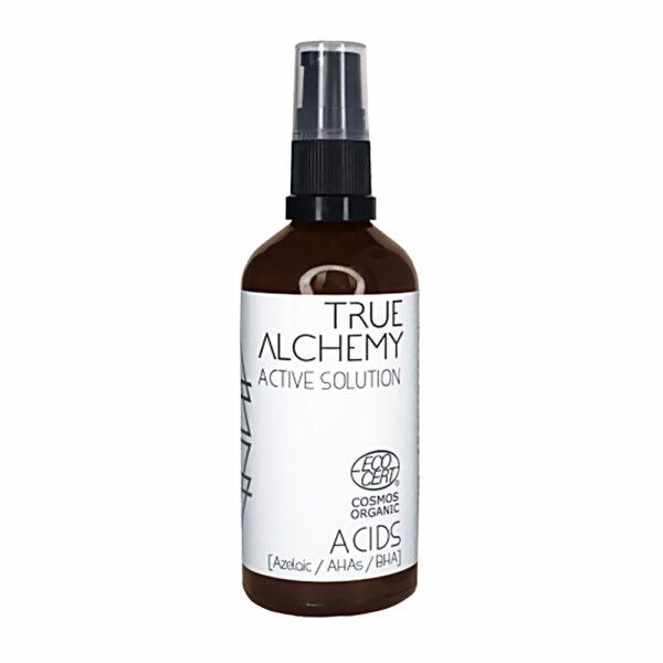 Тоник-лосьон Active Solution ACIDS TRUE ALCHEMY