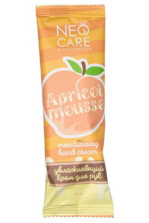 Крем для рук увлажняющий Apricot Mousse NEO CARE