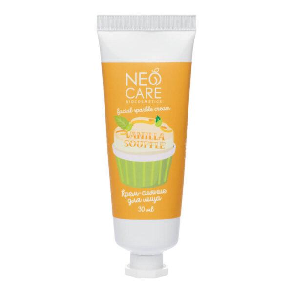 Крем-сияние для лица Vanilla souffle NEO CARE