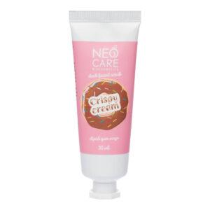 Скраб для лица питательный Crispy cream NEO CARE