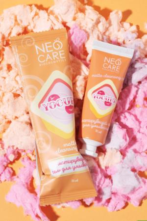 Матирующий гель для умывания Yogurt NEO CARE