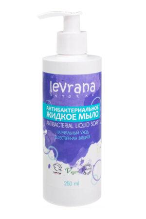 Жидкое мыло Антибактериальное LEVRANA