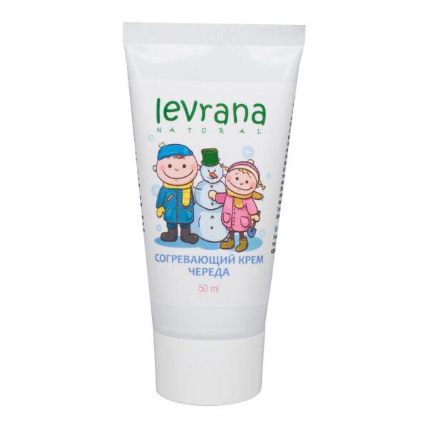 Согревающий крем Череда LEVRANA