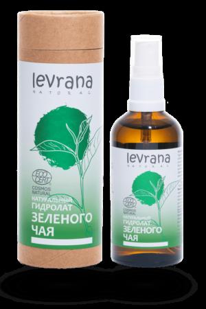 Гидролат Зеленого чая LEVRANA