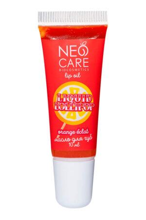 "Масло для губ ""Liquid Lollipop"" Orange éclat NEO CARE"
