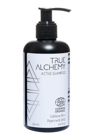 Шампунь Caffeine 1% + Piperine & DHQ TRUE ALCHEMY
