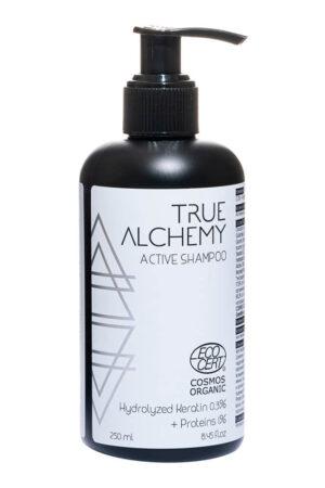 Шампунь Hydrolyzed Keratin 0.3% + Proteins 1% TRUE ALCHEMY