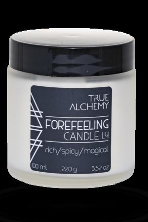 Свеча ароматическая Forefeeling TRUE ALCHEMY