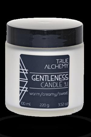 Свеча ароматическая Gentleness TRUE ALCHEMY