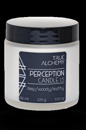 Свеча ароматическая Perception TRUE ALCHEMY