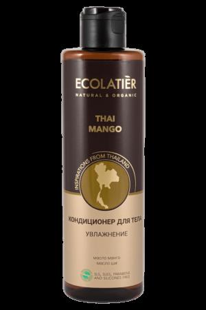 Кондиционер для тела увлажнение Тайское манго ECOLATIER
