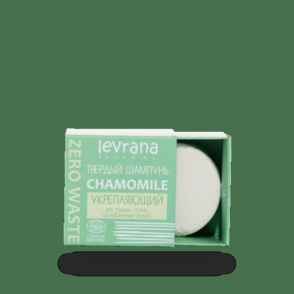 Твердый шампунь Сhamomile укрепляющий LEVRANA